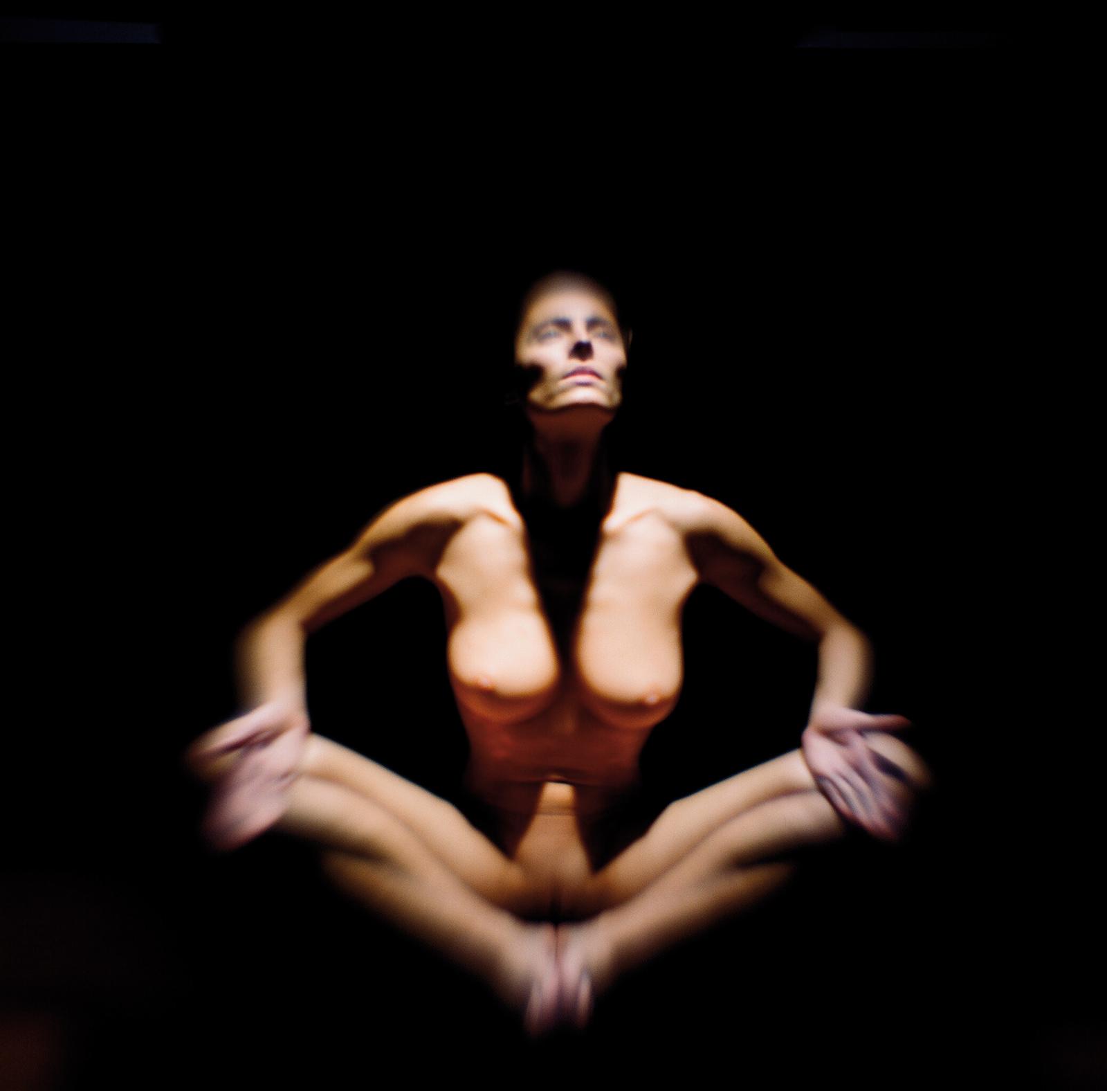 LA SEMILLA DE LA IMAGEN X serie II. Fotografía analógica, 2009