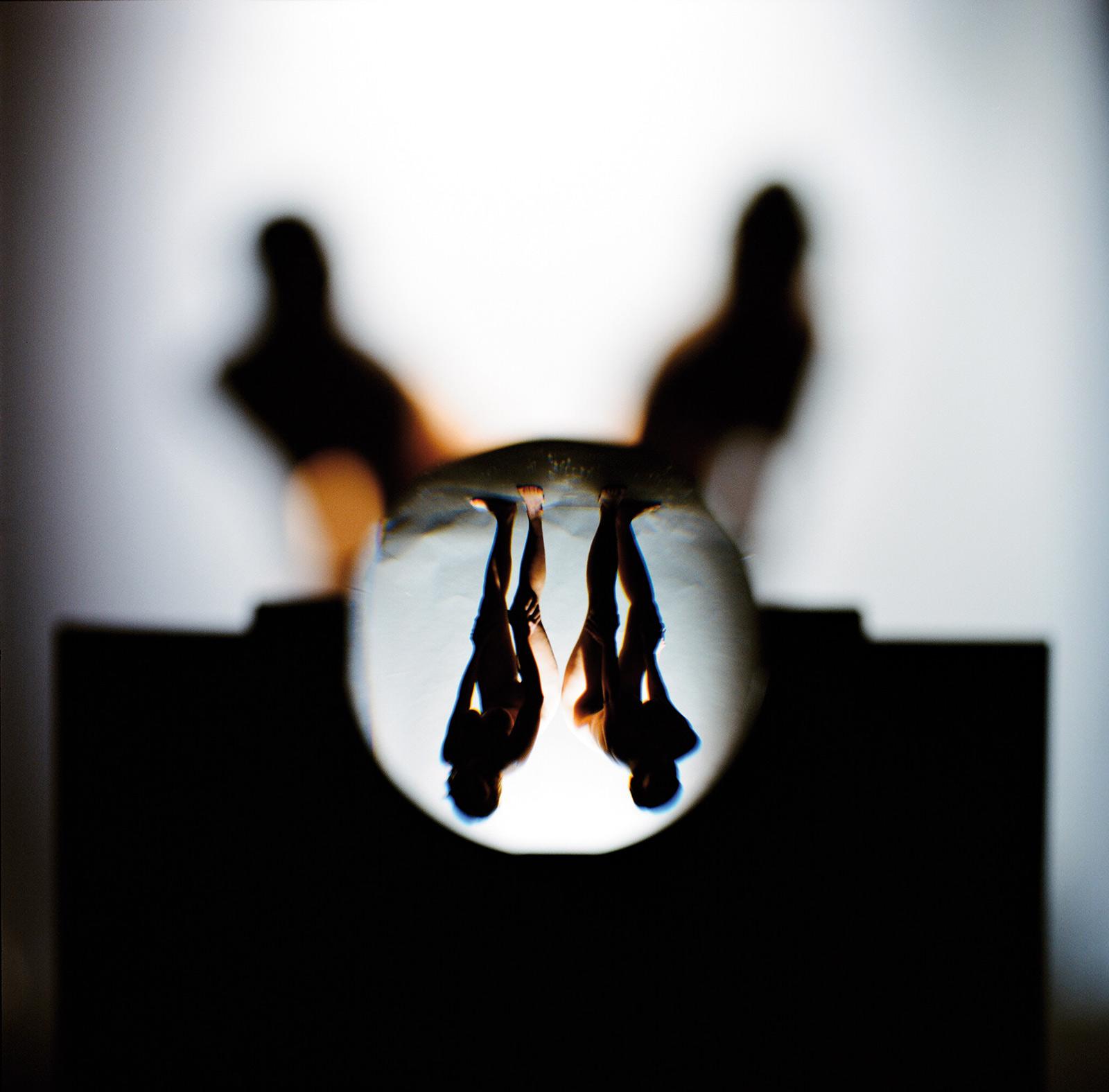 LA SEMILLA DE LA IMAGEN I serie XI. Fotografía analógica, 2009
