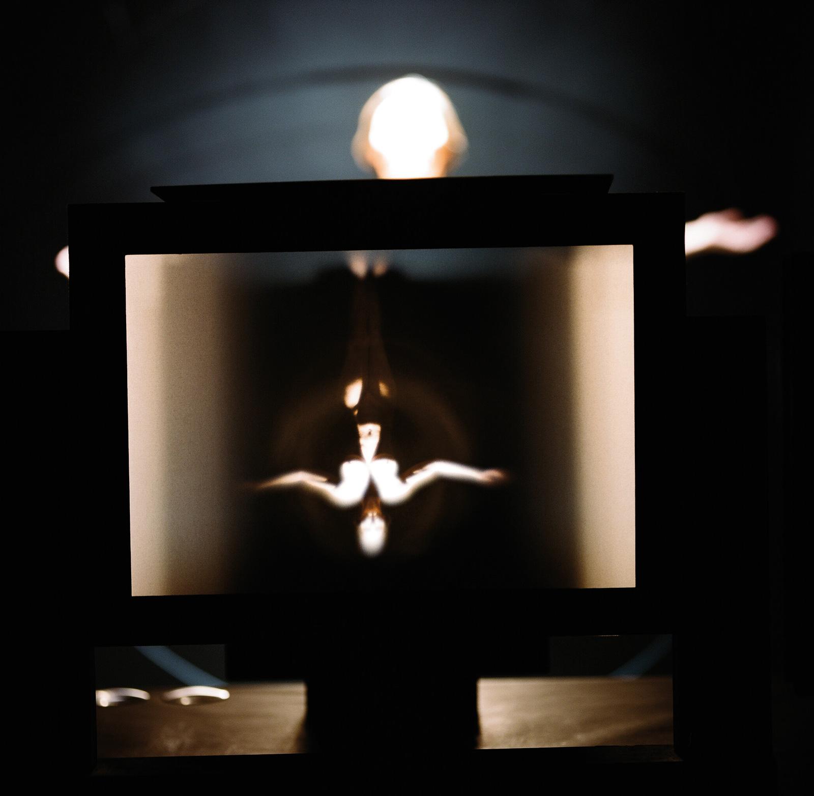 LA SEMILLA DE LA IMAGEN XVI serie I. Fotografía analógica, 2009