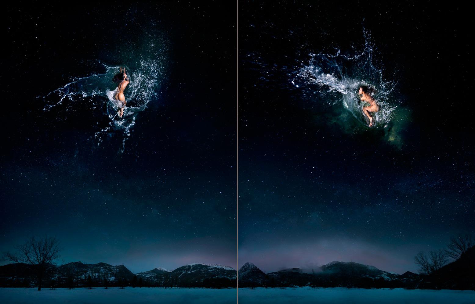 Estrella (β) aquarii - Sadalsuud / Estrella (γ) aquarii  - Sadachbia