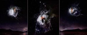 EUFONÍA de la Constelación de ARIES. Fotografía digital nocturna y acuática. Configuración y retoque digitales thumb