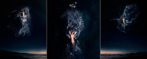 EUFONÍA de la Constelación de CAPRICORNIO. Fotografía digital nocturna y acuática. Configuración y retoque digitales thumb