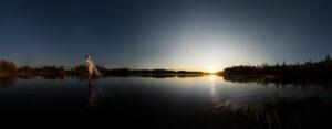 KÄÄNNA JUURI I. Fotografía y retoque digital. Lago Mustianoja, Hämeenkyrö, Finlandia thumb