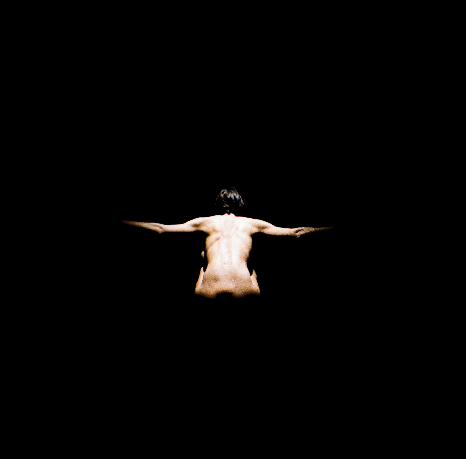 LA SEMILLA DE LA IMAGEN X serie I. Fotografía analógica, 2009