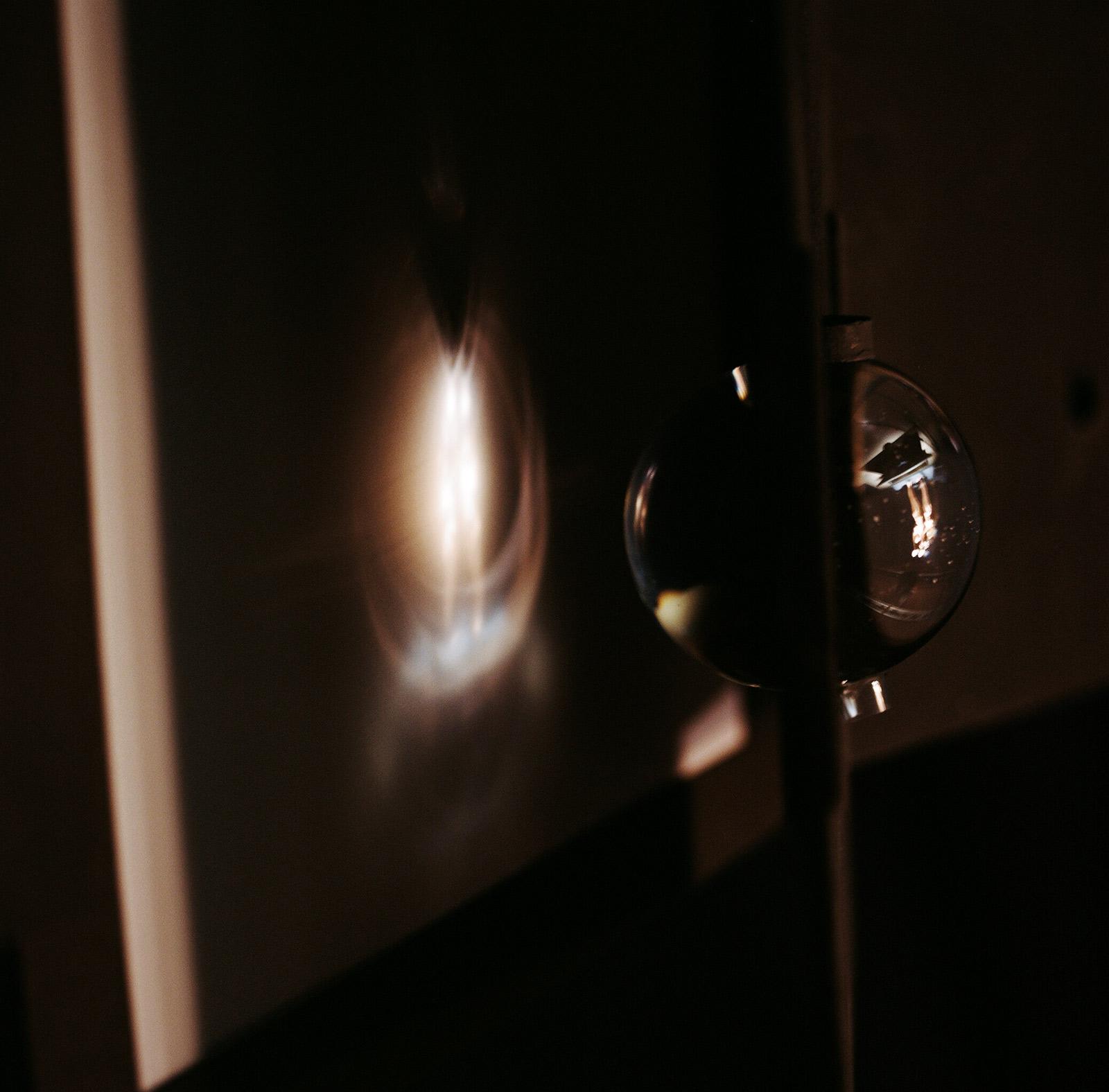LA SEMILLA DE LA IMAGEN XXXV serie I. Fotografía analógica, 2009