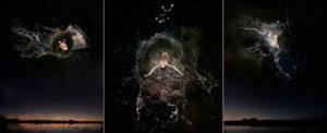 EUFONÍA de la Constelación de VIRGO. Fotografía digital nocturna y acuática. Configuración y retoque digitales thumb