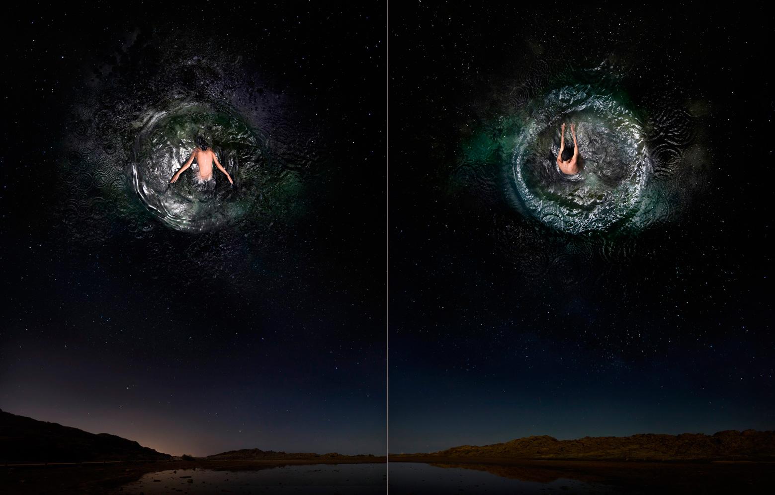 Estrella (β) librae – Zubeneschamali / Estrella (γ) librae – Zubenelakrab