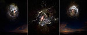 EUFONÍA de la Constelación de SAGITARIO. Fotografía digital nocturna y acuática. Configuración y retoque digitales thumb